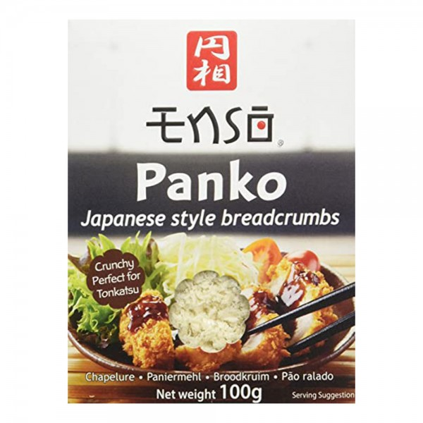 Enso Panko Japanese Style Breadcrumbs 100G 489837-V001 by Enso