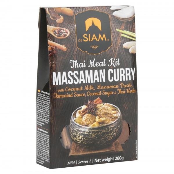 DeSiam Massaman Curry Cooking Set 260G 489856-V001 by deSiam