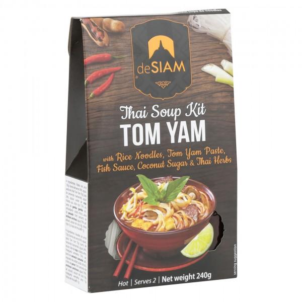 DeSiam Tom Yam Soup Kit 240G 489859-V001 by deSiam