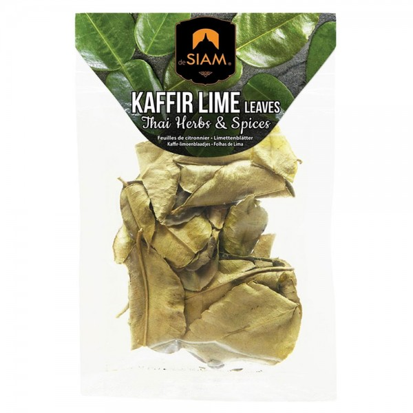 DeSiam Dries Kaffir Lime Leaves 3G 489869-V001 by deSiam