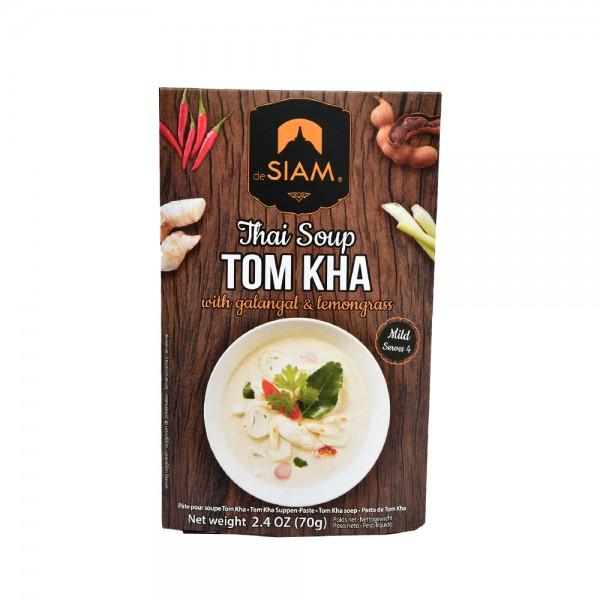 DeSiam Tom Kha Soup Paste 70G 489884-V001 by deSiam