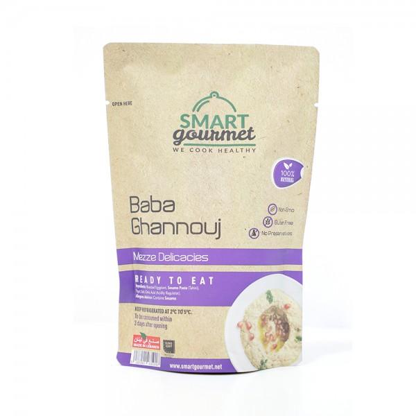 Smart Gourmet Baba Ghanouj 200G 490405-V001 by Smart Gourmet