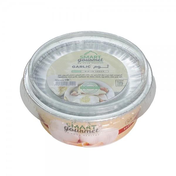 Smart Gourmet Garlic Dip'N Sauce 150G 490408-V001 by Smart Gourmet