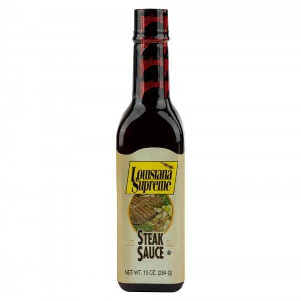Louisiana Supreme Steak Sauce 284G 490596-V001 by Louisiana Brand