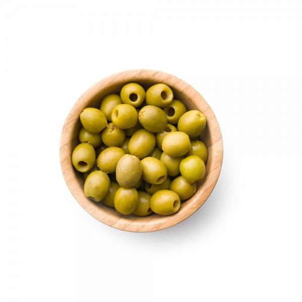 Green Olives With Less Salt 491192-V001 by Spinneys Cheese Counter