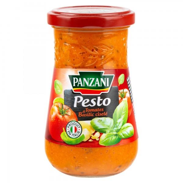 Panzani Pesto Rosso 200G 491221-V001 by Panzani
