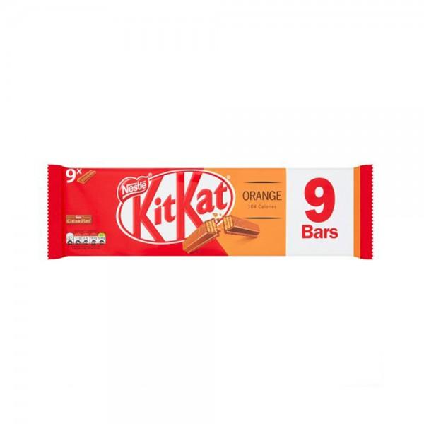 KITKAT 2F ORANGE 491484-V001 by Nestle