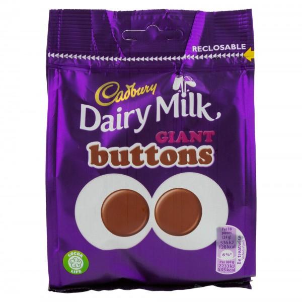 Cadbury Giant Buttons 90G 491531-V001 by Cadbury