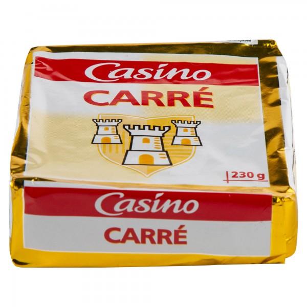 Casino Carre Cheese 230G 492096-V001 by Casino