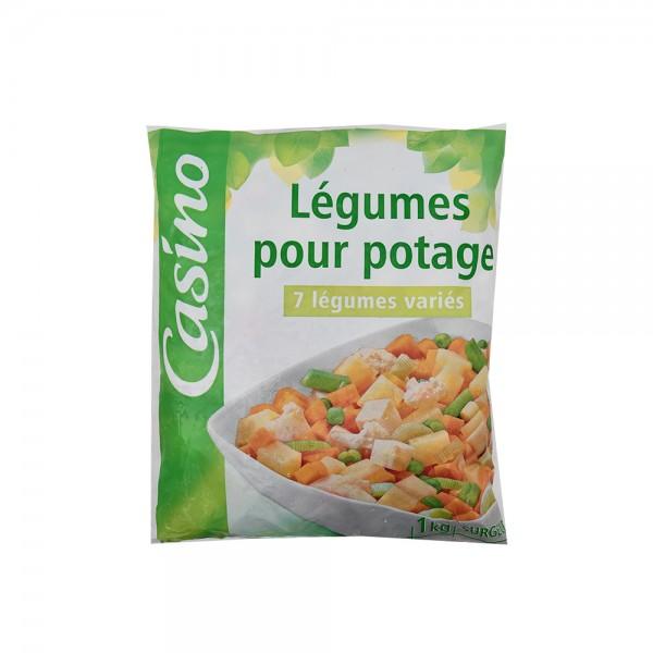 Casino Legumes Pour Potage - 1Kg 492202-V001 by Casino