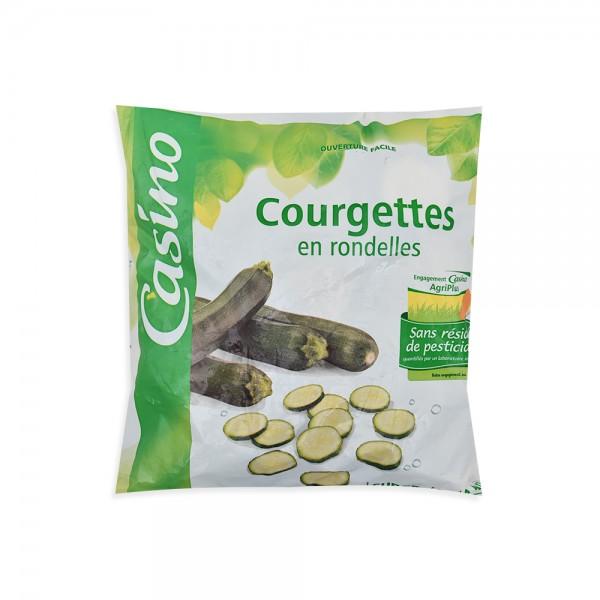 Casino Sp Courgette Rondelle S/Pesticide - 1Kg 492225-V001 by Casino