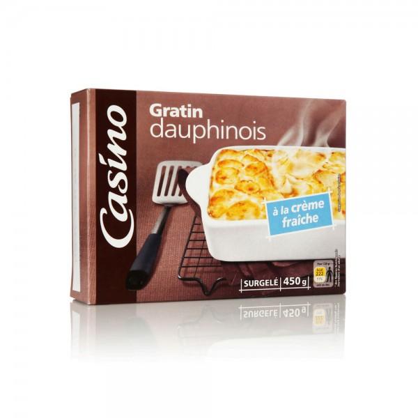 Casino Gratin Dauphinois - 450G 492228-V001 by Casino