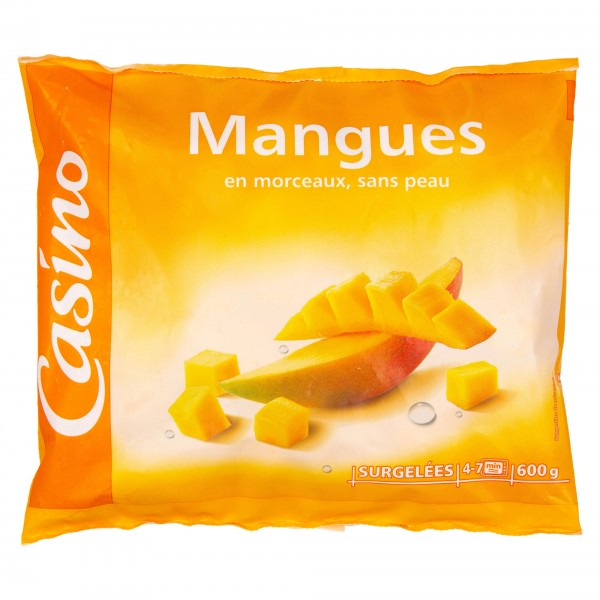 Casino Mangues Frozen 600G 492314-V001 by Casino