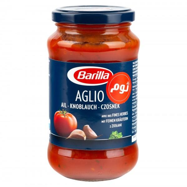 Barilla Aglio Sauce 400G 492429-V001 by Barilla