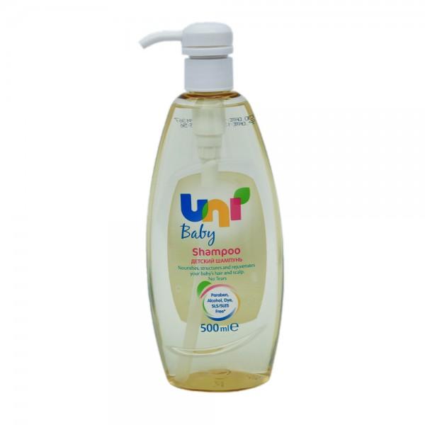 Uni Baby Shampoo 500ml 492500-V001 by Uni Baby