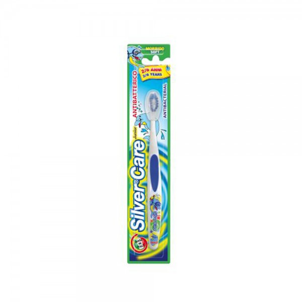 Silver Care Toothbrush Junior 2-6 Years 6-36M 493334-V001 by Silver Care