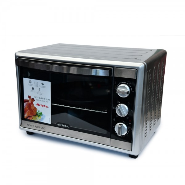 Ariete Electric Convection Oven Silver - 40L 493502-V001 by Ariete
