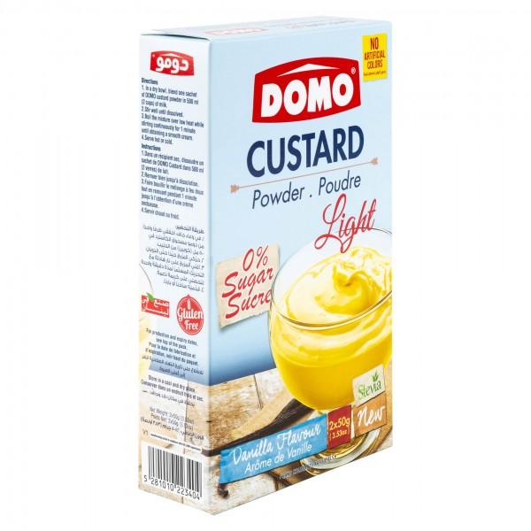 Domo Custard Light Vanilla 100G 493583-V001 by Domo
