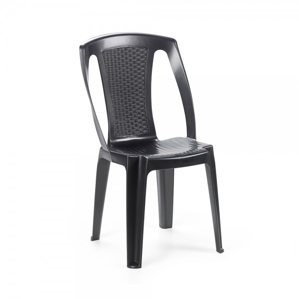 PROCIDA CHAIR ANTHRACITE 494196-V001 by Pro Garden Collection