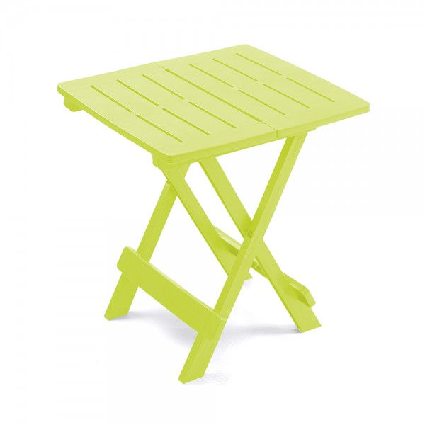 ADIGE FOLDING TABLE LIME GREEN 494228-V001 by Pro Garden Collection