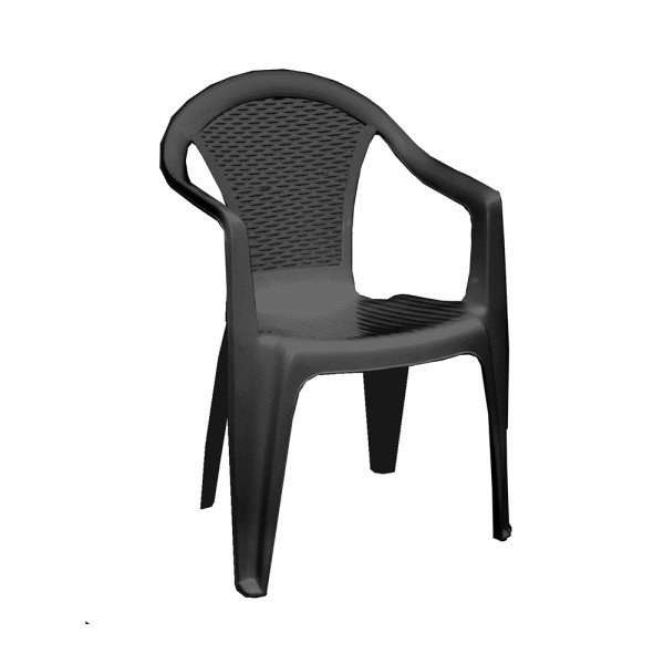 KORA CHAIR ANTHRACITE 494316-V001 by Pro Garden Collection