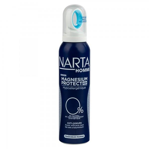 Narta Homme Magnesium Protect Deodorant 150ml 494378-V001 by Narta