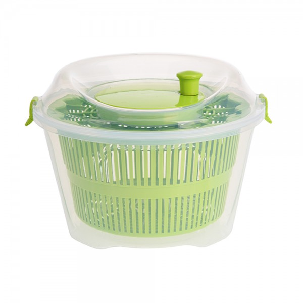 Eh  Salad Spinner Plastic Mixed Color - 25X16C 494623-V001 by EH Excellent Houseware