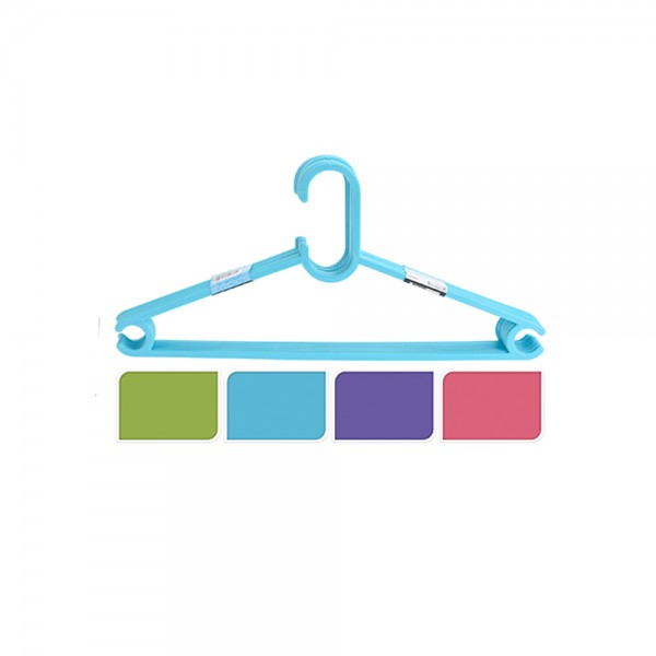 Eh Cloths Hanger Set 2 Assorted 494758-V001 by EH Excellent Houseware