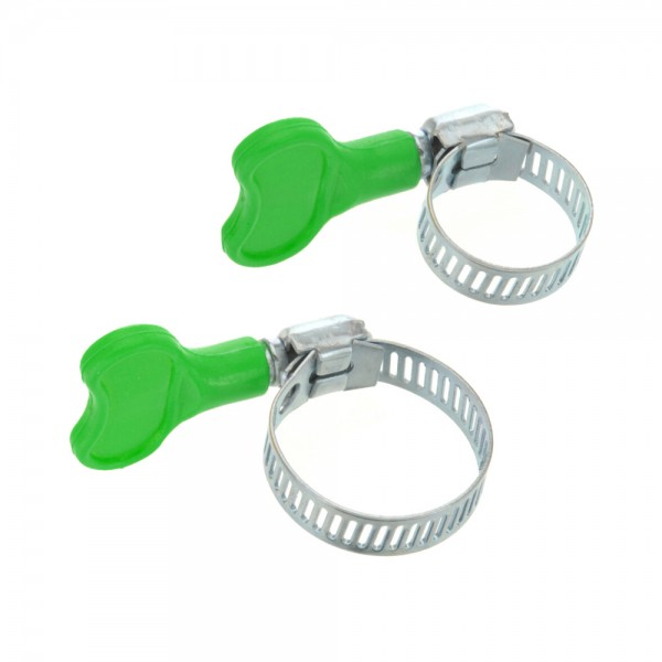 HOSE CLIPS 2 SIZES ASSORTED 495172-V001 by Pro Garden Collection
