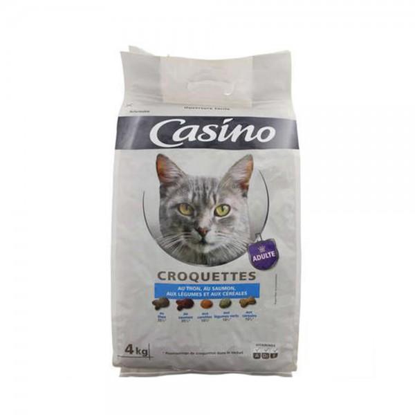 CROQUETTE CHAT THON SAUMON 495272-V001 by Casino
