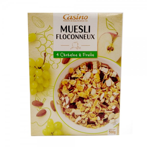 MUESLI LEGER 495337-V001 by Casino