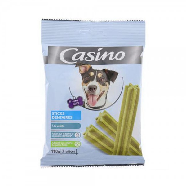 STICK DENTAIRE PETIT CHIEN 495345-V001 by Casino