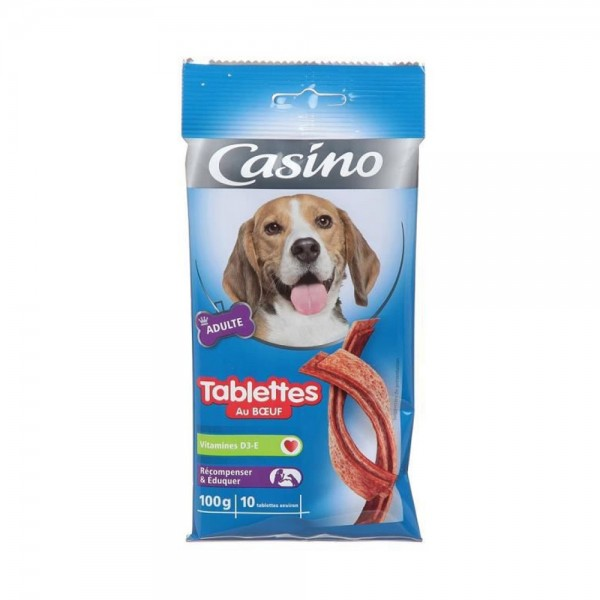 TABLETTE BOEUF CHIEN 495349-V001 by Casino