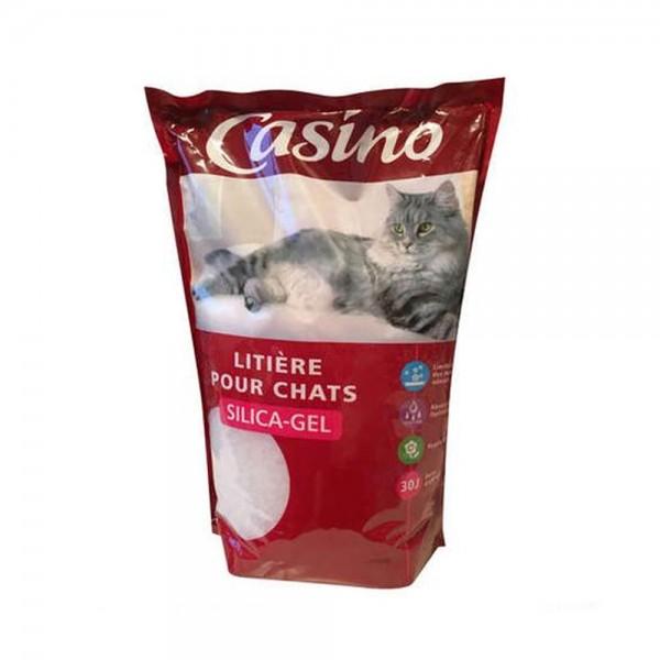 LITIERE SILICAT GEL 495353-V001 by Casino