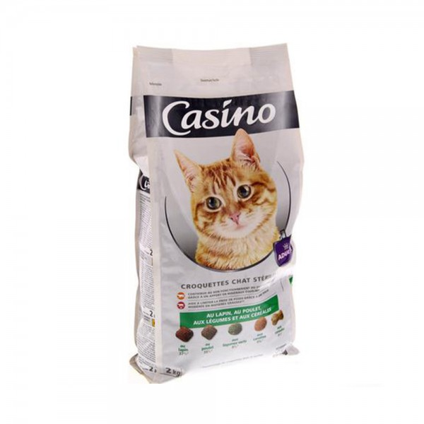 CROQUETTE CHAT STERILISE 495394-V001 by Casino