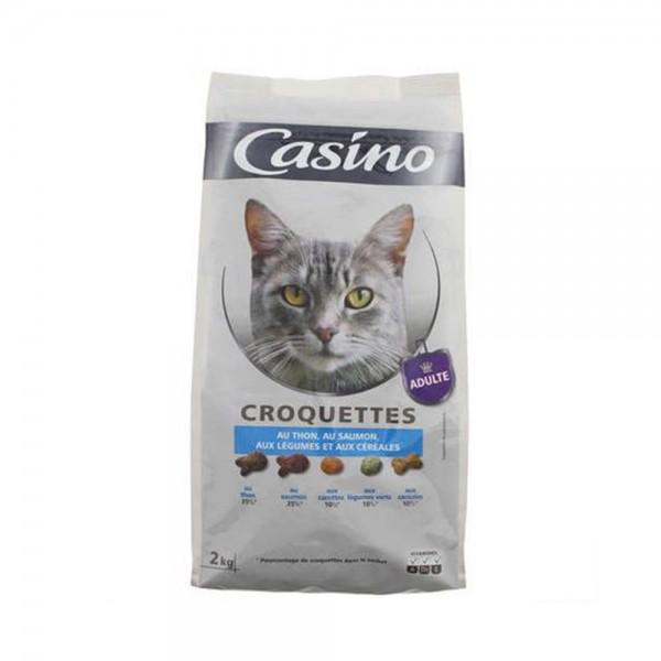 CROQUETTE THON SAUMON CHAT 495396-V001 by Casino