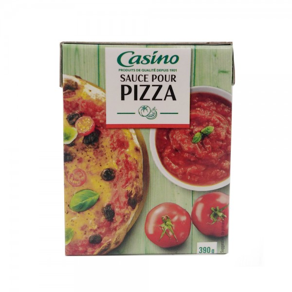 SAUCE POUR PIZZA 495428-V001 by Casino