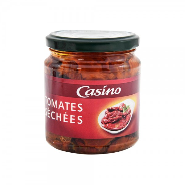 Casino Tomates Seches A L'Huile - 270G 495709-V001 by Casino