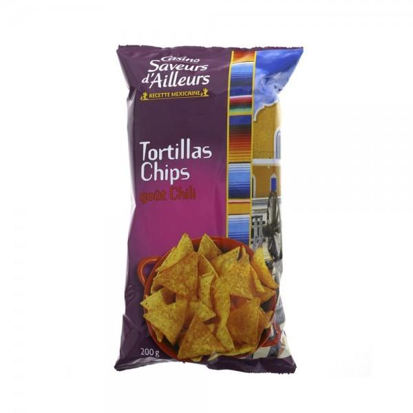 TORTILLAS CHILI SAVEUR AILLEUR 495712-V001 by Casino