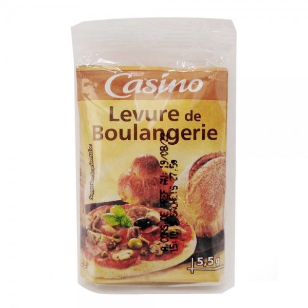 5 LEVURE DE BOULANGERIE 495803-V001 by Casino