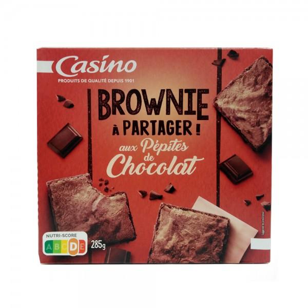 BROWNIE PEPITE CHOCO 495835-V001 by Casino