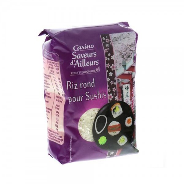 RIZ ROND SUSHI SAVEUR AILLEURS 495836-V001 by Casino
