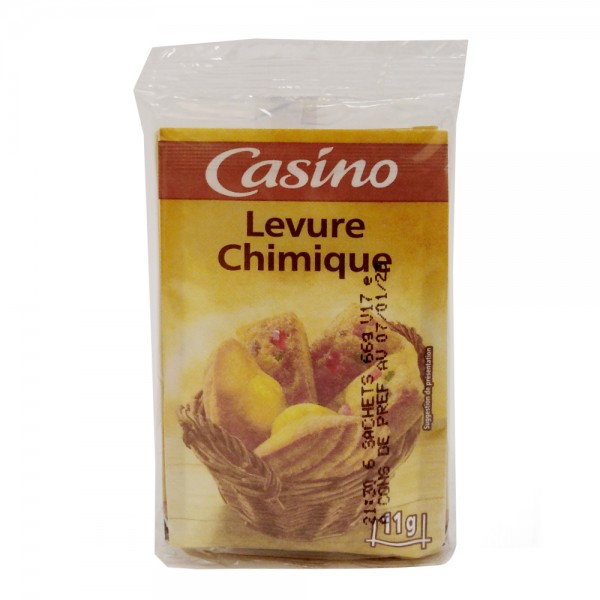 LEVURE CHIMIQUE 495865-V001 by Casino