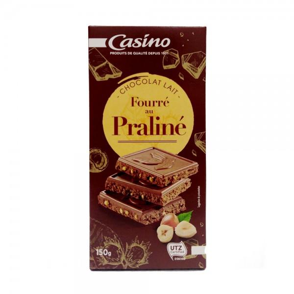 CHOCO LAIT FOURRE PRALINE 495875-V001 by Casino