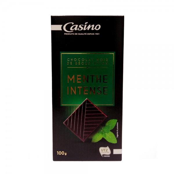 TABLET DEG NOIR MENTHE INTENSE 495886-V001 by Casino