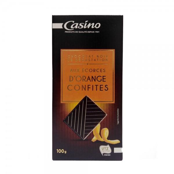 CHOCO NOIR DEGUSTATION ORANGE 495887-V001 by Casino