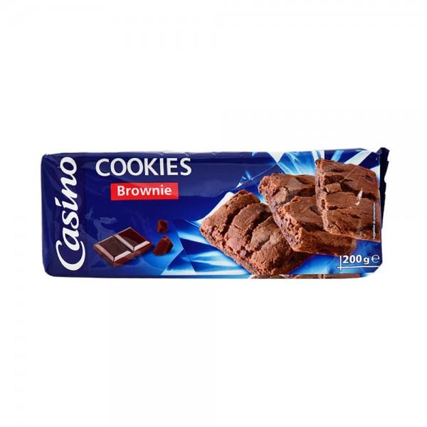 Casino Cookies Brownie 200G 495892-V001