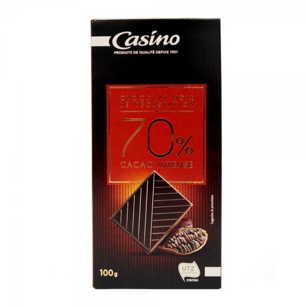 CHOCOLAT NOIR DEGUSTATION 495894-V001 by Casino