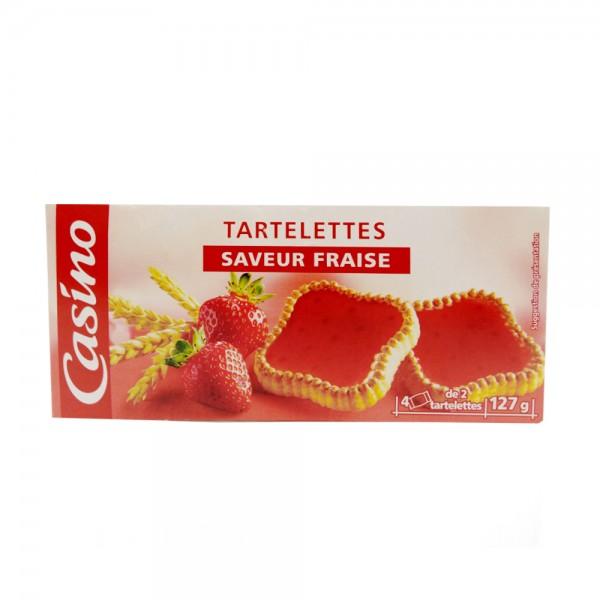 TARTELETTE FRAISE 496007-V001 by Casino