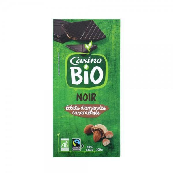 CHOC DEGUSTATION NOIR AMND BIO 496045-V001 by Casino
